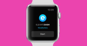 Elevate er klar til å trene hjernen din via Apple Watch.