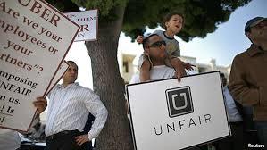 Delingsøkonomiens aktører utfordrer ansattetrygghet